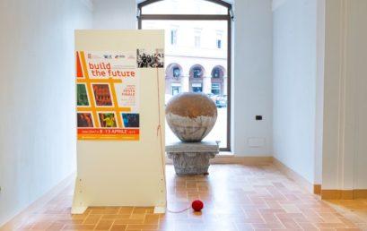 La mostra di Build The Future alla Biblioteca Mozzi Borgetti