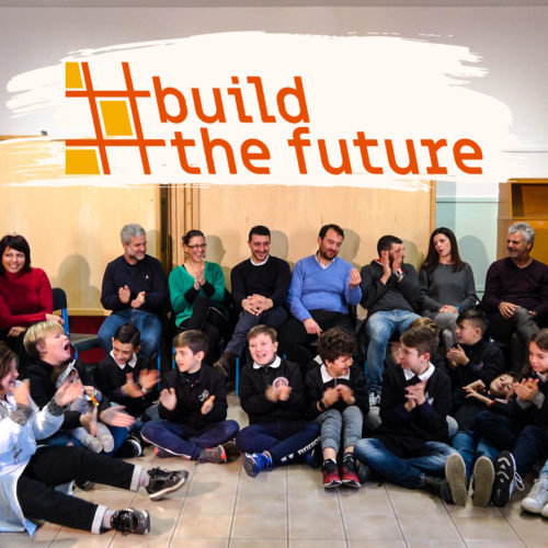 """L'EMERGENZA SANITARIA NON FERMA """"BUILD THE FUTURE"""" – Il viaggio di BTF 2020 in cinque video da oggi, ogni venerdì, sui social"""